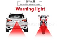 Car Tail Warning Light Motorcycle Accessories Laser Fog Ligh...