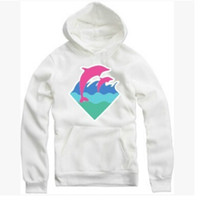 New Autumn Winter Men Fashion Clothing Pink Dolphin Hoodies ...