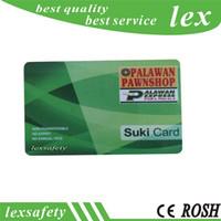 Chine carte technologie imprimer 500pcs beaucoup RFID TK4100 / EM4100 125khz ISO11785 imprimable proximité plastique PVC id carte mince