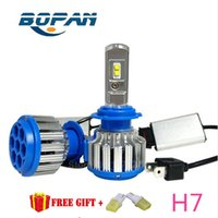 LED Headlight Conversion Kit H7 35W 3500LM Headlamp Replace ...