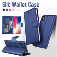 Voor iPhone 11 PRO MAX XS MAX XR XS WAPORTE CASE Flip Cover Stand Holder Cover Case voor Note10 S10E S20 Ultra Protector Cases met Retail