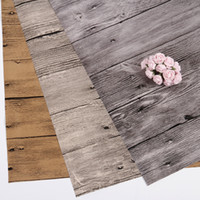 wood grain photography backdrop paper 1. 6*1. 6ft 3 designs ol...