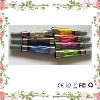 CE4 атомайзер 8 цветов 4 фитиль 1,6 мл 2.4 Ohm нет утечка математике с эга e-CIG батареи СЕ4 клиромайзер