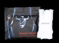 Demone Killer muscolare Cotone Materiale Wicking Organic Cotton fibra Fit RBA RTA RDA RDTA atomizzatore PK fibra Freaks Puff
