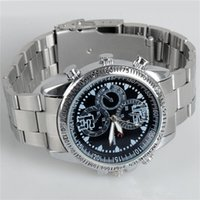 32GB 720P Waterproof Mini Camera Watch HD Wristwatch DVR Vid...