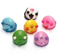 Cute Baby Wooden Animal Sounding Board Percussion Orff Instr...