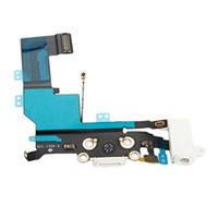 New USB Dock Connector Charger Charging Port Flex Cable for iPhone 5 5s 5c Free Shipping