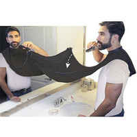 2017 Man Bathroom Beard Care Trimmer Hair Shave Apron Gown R...