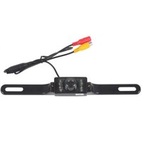 HD LED Waterproof Rearview Car Camera PZ413 1 4 CMOS DC 12V ...