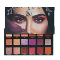 Beauty DESERT DUSK Palette Eyeshadow 18 colors Shimmer Matte...