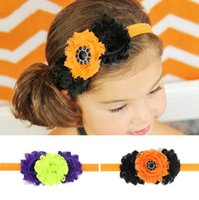 Free shipping wholesale Baby halloween hair accessories baby...