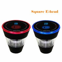 Newest design square e head ehead electronic cigarette e- hea...
