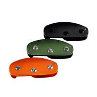 Outdoor Camping EDC Ultraleicht Multi Tool Schlüsselhalter Schlüsselklemme Überlebensausrüstung mit Kostenlose Kleinteile Organizer Aluminium Schlüsselanhänger