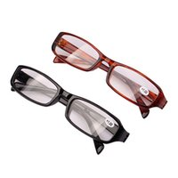 Occhiali Presbite marroni Occhiali Da Lettura +1.00 +1.50 +2.00 +2.50 +3.00 +3.50 +4.00 Punti diottrici Leggi Occhiali da lettura trasparenti
