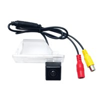 Feeldo Backup automatico di retrovisione macchina fotografica dell'automobile per Nissan QASHQAI / X-TRAIL / Geniss / soleggiato / Pathfinder / Citroen C4 / C5 # 4520