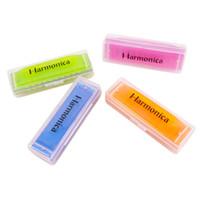 10ホールハーモニカプラスチック韓国オリジナルスタンダードボックス子供プラスチックボックス付子供たち.06