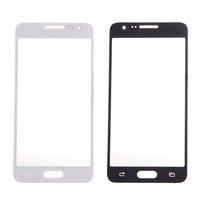 Alta calidad nueva pantalla táctil de cristal frontal exterior LCD panel táctil para Samsung Galaxy A3 A5 A7 2015 A310 A510 A710 versión 2016 con logotipo