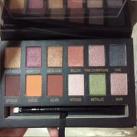 Hot Newest Makeup Eye Shadow 12 color eyeshadow palette by d...