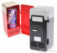 Refrigerador USB de enfriamiento rápido verano esencial / bienestar de doble uso mini refrigerador / micro mini refrigerador / pequeños electrodomésticos