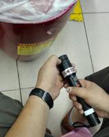 Update Model-10 808nm / 980nm Infrarood Laser Pointer Groothandel Gratis DHL verzending