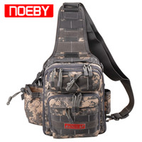Wholesale- New NOEBY Fishing Bag 28*21*9. 5 cm Multifunctiona...