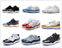 Classic 11 11s Low top basketball shoes sneakers barons Fros...