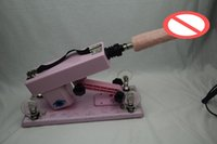 new powerful pink color automatic sex machine gun, love mach...