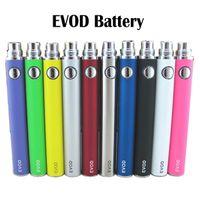 EVOD Batteria 650/900 / 1100mAh e sigarette per MT3 Atomizer CE4 CE5 CE6 Electronic Sigarette E-CIG