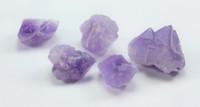 200g Natürliche lila Amethyst Skeletal Kies Quarz Punkt Crystal Cluster Healing Punkt Probe Steine Kristalle und Mineralien Home Decor