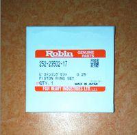 60MM +0.25 Kolbenring eingestellt für Robin EH12 EH12-2D EH12-2B 4.0HP Mikasa Stampferzylinderversammlung koblen Ausrüstung schellt humping jack