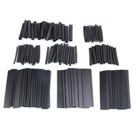 150pcs 8 Sizes Assortment Heat Shrinkable Tube Shrink Tubing...