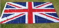 NFree Envio aerlxemrbrae bandeira grande britânico bandeira 5 * 3FT reino unido nacional polyster reino unido