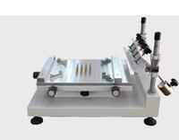 عالية الدقة دليل pcb الشاشة الحريرية الصحافة دقيقة آلة لحام لصق الطباعة سريع شحن مجاني