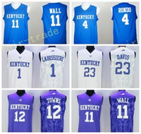 Basketball 2017 Nike Swingman Stitched NCAA Jersey Kentucky Wildcats Jerseys  2017 College 11 Mens ... 5c4c7b193