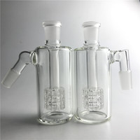 4. 5 Inch Glass Bong Ash Catchers 14mm 18mm Thick Pyrex Glass...