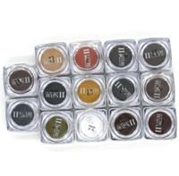 PCD Profesyonel Kaş Mikro Dövme Mürekkep Seti Dudaklar Microblading Kalıcı Makyaj Pigment Renk haslığı 1 Parça 14 Renk Isteğe Bağlı