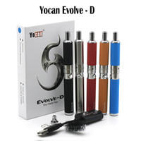 100% Original Yocan Evolve- D Kit Evolve Kits Yocan Evolve D ...