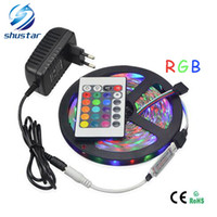 full set Led Flexible Strip 5M SMD3528 RGB 60LED M strips + ...