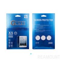 Caja de embalaje al por mayor para Pad 2 3 4 mini Protector de pantalla protectora Empaquetado de papel brillante para 8 10 13 pulgadas