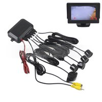 Video Parking Radar Parking Sensor Rear View Backup Security...