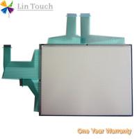 NEU NS12-TS00B-V2 NS12-TS00-ECV2 NS12-TS00-V2 HMI-SPS-Touchscreen-Panel-Membran-Touchscreen Zur Reparatur von Touchscreen