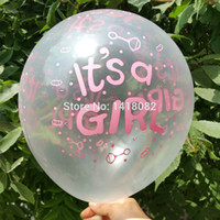Transparent printing balloon (50pieces lot) 12 inch 2. 8g rou...