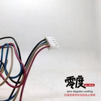 Original Delta 8025 8CM 12V 0.80A FFB0812EH Switch Servidor Ventilador de refrigeración