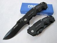 COLD STEEL HY217 Hunting Pocket Knife Tactical Folding Knive...