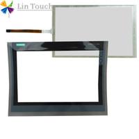 YENI TP1500 Konfor 6AV2 124-0QC02-0AX0 6AV2124-0QC02-0AX0 HMI PLC Dokunmatik Ekran ve Ön etiket Film Dokunmatik ekran VE Frontlabel