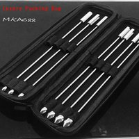 Penis Plug Urethral Sound 7pcs Lot Stainless Steel Bakes Ros...
