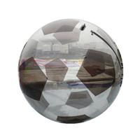 شحن مجاني أكثر دواما PVC 1MM المياه الكرة شفاف أكوا Waterballs نفخ ملون 1.5M 2M 2.5M 3M مع الجودة TIZIP سحاب