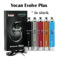 Authentic Yocan Evolve Plus Kit 1100mAh Evolve Vaporizer Dry...