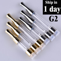no se escapa el cartucho disponible G2 del vaporizador .3ml .5ml .8ml ce3 brote cartucho 510 atomizador AT159
