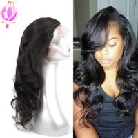 Peruvian virgin hair Brazilian frontal 360 lace frontal virg...